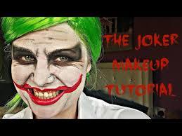 the joker makeup tutorial instructables