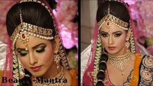wedding makeup amrapali bridal look