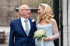 Rupert Murdoch and Jerry Hall? The Fascination of Odd Couples ...
