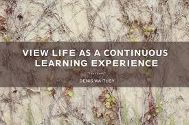 learning experience quote quote number picture quotes