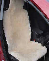 why sheepskin seat covers are perfect