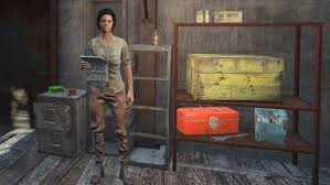 resource shipment locations fallout 4