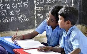 kannada as first language karnataka govt to write to cbse cisce