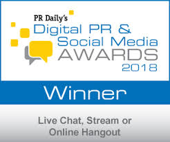 Live Chat, Stream or Hangout - PR Daily