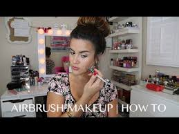 airbrush makeup how to easy you
