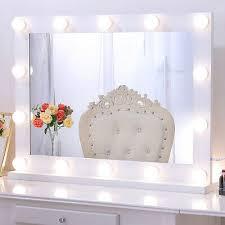 makeup mirror lighted vanity mirror