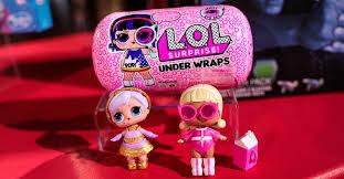 l o l surprise dolls