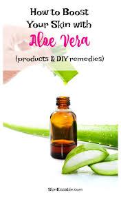 top aloe vera skin care benefits face