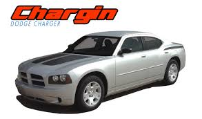 Chargin Dodge Charger Stripes Charger Decals Charger Vinyl Graphics