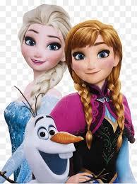 Disney Frozen Elsa e Anna ilustração, Elsa Kristoff Anna Olaf ...