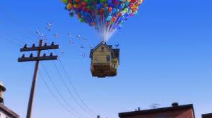 pixar up balloons 1920x1080