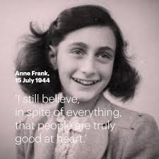On this day in 1944, Anne Frank wrote... - Anne Frank House