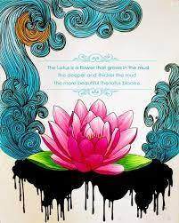 pretty art quote nirvana painting hippie flower flowers