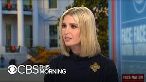 "Ivanka Trump says impeachment ""energized"" her father - YouTube"