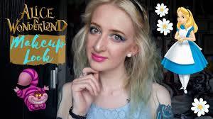 easy alice in wonderland makeup you