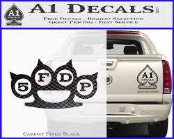 Five Finger Death Punch Decal Sticker 5fdp A1 Decals