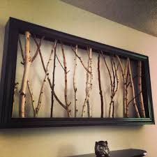 tree branch decor diy