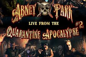 Abney Park QUARANTINED Live in concert #2!   Indiegogo