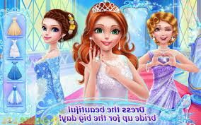 ice princess wedding day 1 pc