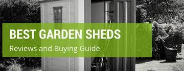how to choose the best garden sheds in