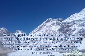 top travel quotes inspirational everest base camp quotes