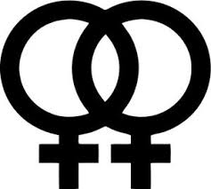Lesbian Symbol Pride Gay Lgbt Equality Bi Vinyl Car Window Laptop Decal Sticker Ebay