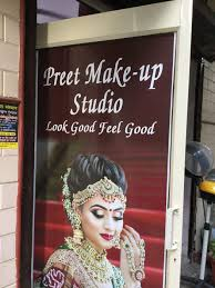 preet make up studio rohini sector 16