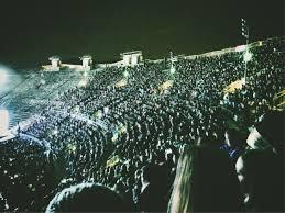Meteo Verona: scaletta concerto Pfm e Cristiano de André oggi 29 luglio  2019 – Orario e info biglietti Arena di Verona - Centro Meteo Italiano