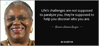 TOP 25 QUOTES BY BERNICE JOHNSON REAGON | A-Z Quotes