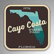 Amazon Com Jb Print Cayo Costa State Park Explore Wanderlust Camping Hiking Vinyl Decal Sticker Car Waterproof Car Decal Bumper Sticker 5 Automotive