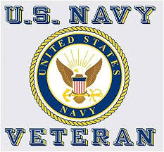 Amazon Com United States Navy Veteran Car Decal Us Navy Gifts Military Products Clothing