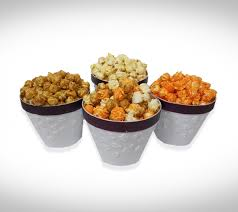 gourmet flavored popcorn gifts