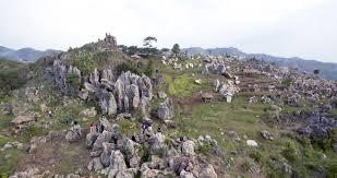 stone garden taman indah dari zaman