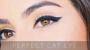 perfect cat eye you