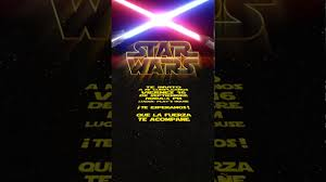 Invitacion De Cumpleanos Star Wars Elvis Ramirez Youtube