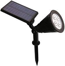 meiliio solar lights outdoor led solar