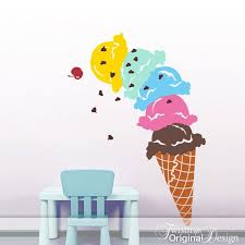 This Item Is Unavailable Etsy Ice Cream Wall Decal Giant Ice Cream Ice Cream Party Decorations