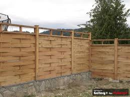 Basket Weave Fence I Like This One Leave It Open Or Install Lattice Maybe Corrugated Steel Fence Design Fence Planters Backyard Fences