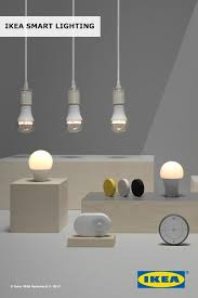 the ikea smart lighting collection