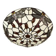 tiffany lighting ceiling shade