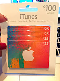 black friday itunes gift card packs