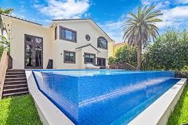 casas venta miami con piscina