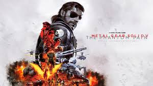 metal gear solid 5 hd wallpaper