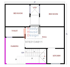 25 25 house plan south facing house map