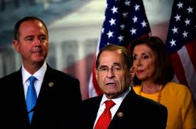 Image result for pelosi schiff nadler