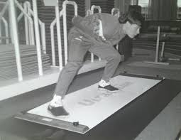 sd skating trainer slideboard