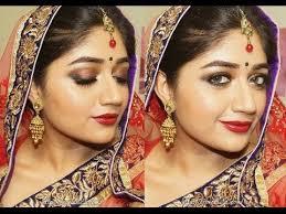 dramatic indian bridal makeup tutorial