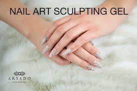 nail art sculpting gel