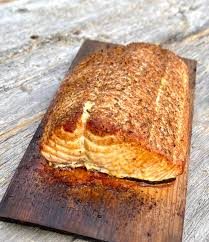 Grilling Salmon on a Cedar Plank - The ...