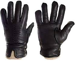 timberland mens leather gloves with